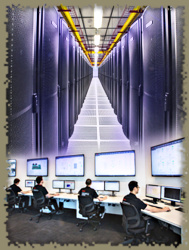 The Equinix Sy4 data centre
