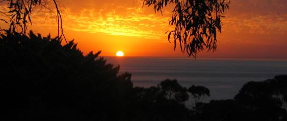 Hallett Cove Sunet